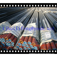 polyethylene coated pipe 108