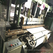 De segunda mano de 145 cm de terciopelo de la máquina textil en venta