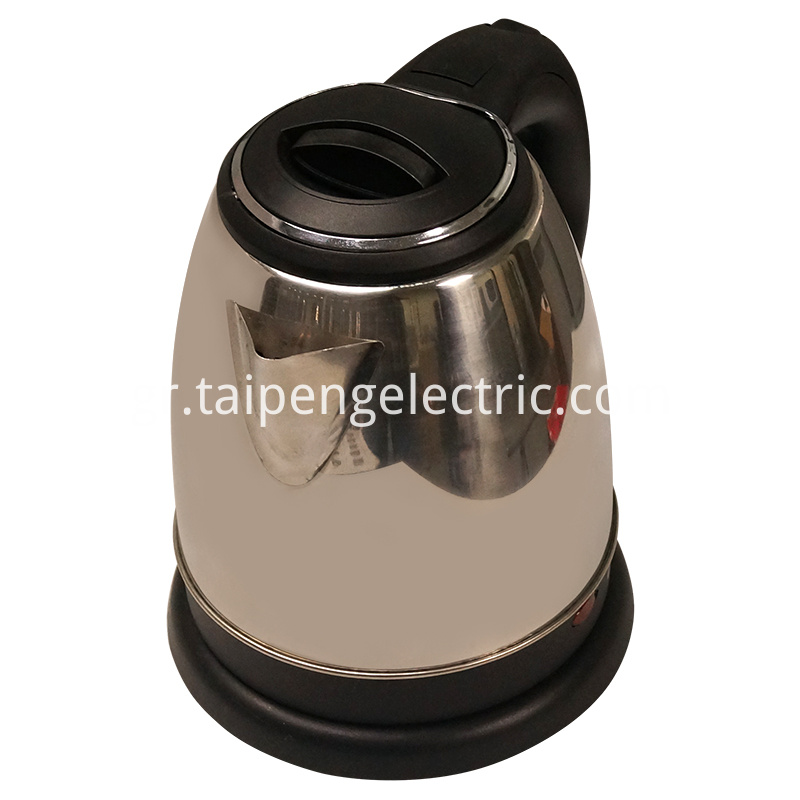 Mini electric water kettle