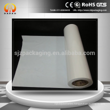 25 Micron Glossy White Opaque Pet Film,Inkjet Plate Making Film,Pet Film