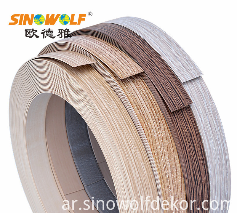 Abs Edge Banding Series