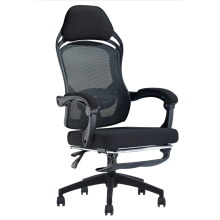 Cadeira de treinamento ergonômica giratória de plástico cadeira de reunião