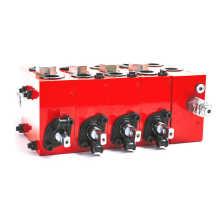 válvulas hidráulicas para máquinas de elevação de engenharia