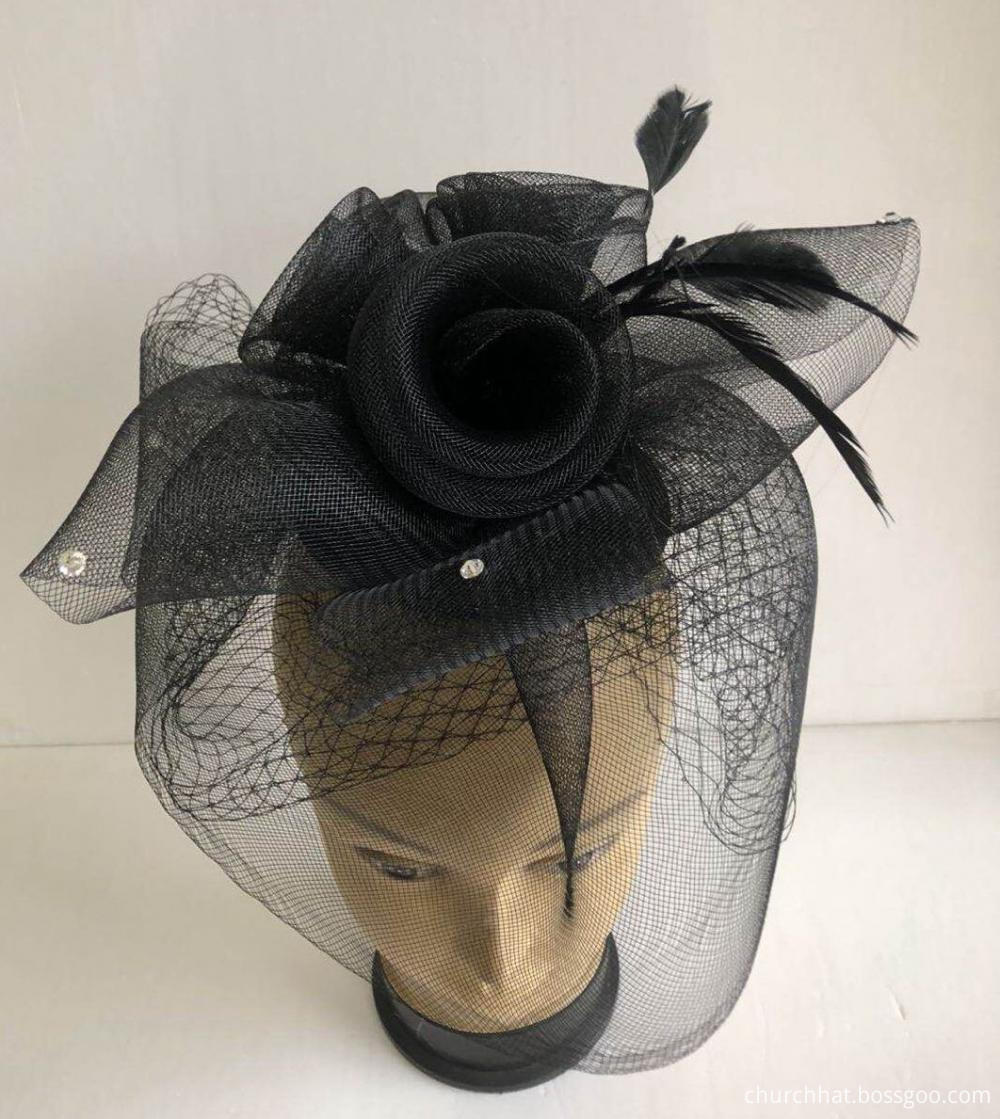 Horsehair Millinery Hats
