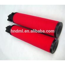 Filtro de aceite de alta presión para el elemento del filtro de aire del filtro de aire del compresor de aire 88343447
