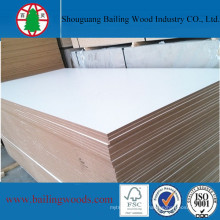 E1/E2 Grade Melamine Faced MDF for Cabinet