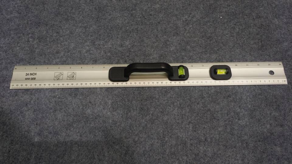 Aluminum Level Ruler with Handle