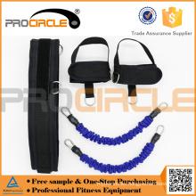 Bandas elásticas de ejercicio de pierna de salto vertical de alta resistencia