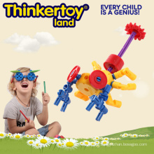 Insekt Modell Intelligenz Spielzeug für Kinder China Plastic Connecting Toys