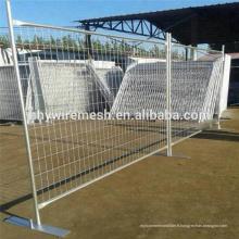 Polywire pour la clôture temporaire importent des marchandises bon marché de la clôture temporaire soudée de porcelaine