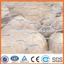 Cesta de Gabion soldada galvanizada / paredes de la cesta del gabión / proveedor de la cesta del gabion