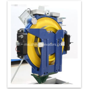 KONE MRL Elevator Gearless Traction Machine MX10 Replacer