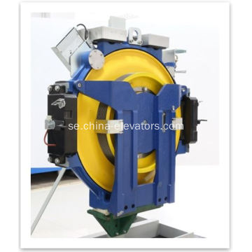 KONE MRL Hiss, Gearless Traction Machine MX10 Replacer