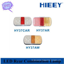 Hot selling LED trailer rear combination tail lamp for EUR market led tail light for truck