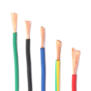 PVC Insulated Electrical Connecting Copper Wires