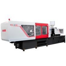 Two color injection molding machine