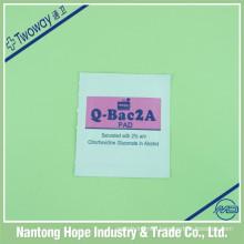 chlorhexidine gluconate alcohol pad