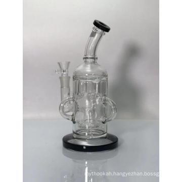 Perculator Stems Themed Glass Water Pipe Bongs