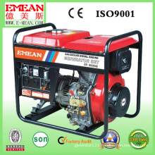 5kw Open Portable Low Price Diesel Generator