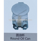 Oil can for elevator,elevator cup for sale