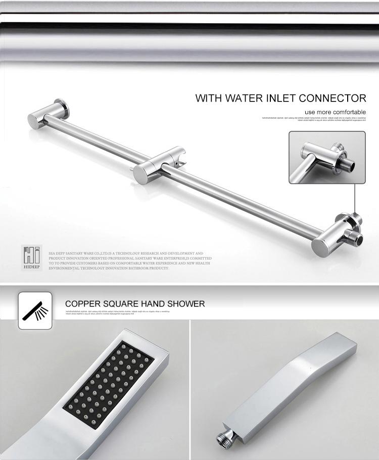 Thermostatic Shower Set