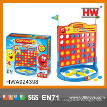 Nuevo producto 2015 Plastic Toys Connect 4 Game Chess