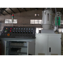 High Quality Single Wall Corrugated Pipe Extrusion Line