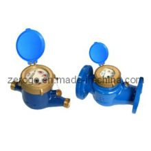 Multi-Jet Vane Wheel Wet Dial Water Meter