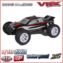 RC 1/10 escala 4x4 Nitro Powered modelo carro