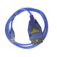 ELM327 USB Diagnosegerät OBD2 Scanner Elm327 USB (CHIP RL232) OBD2