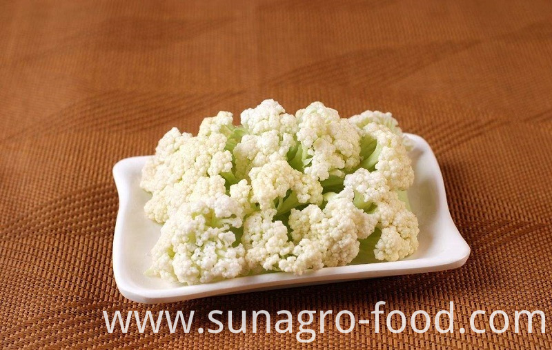 Frozen Cauliflower In Bulk