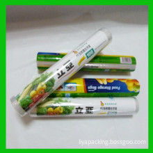 Hot sale Food Cling film with color box