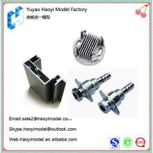 Parte machanical de aluminio de acero de la alta precisión