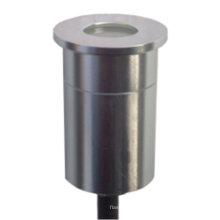 1W weiße Farbe IP68 wasserdichtes Aluminium 12V LED-Plattform-Licht