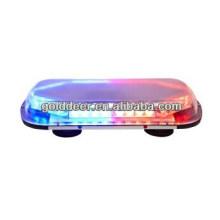 Emergência policial levou a Mini barra de luz