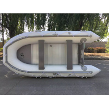 Barco a motor inflável do PVC 360 para a venda