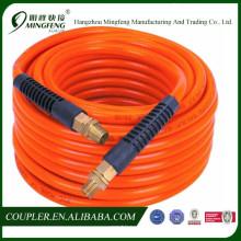 Acoplador rápido para aire acondicionado color naranja pvc