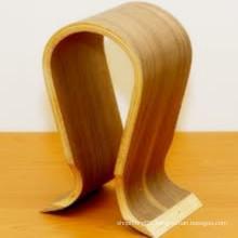Wooden Headphone Headset Earphone Stand Hanger Holder