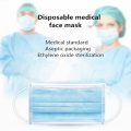 Medical Face Mask with Filter