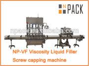 detergent lotion liquid Filling machine