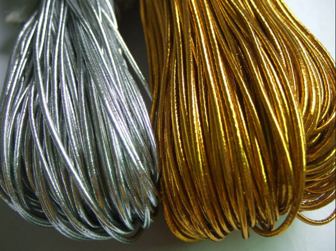 Factory Price Gold Cord