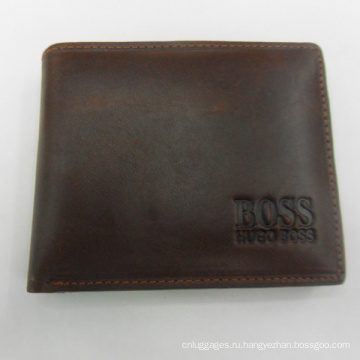 Престиж стильные реальных кожа мужчины бизнес письмо кошелек