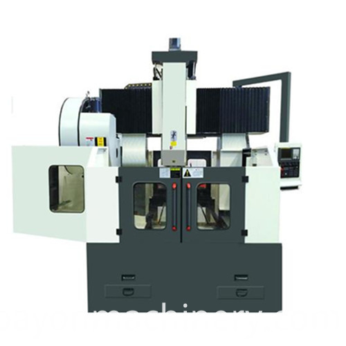 High-Precisly CNC Milling Machine