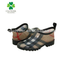 PVC galoshes