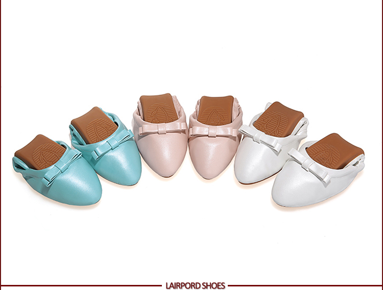 women flat stylish shoes