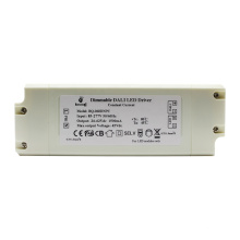 Factory price 50w DALI dimmable 72w led driver With CE CB SAA