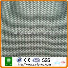 Enveloppé avec un anneau UV Sun Shade Net (ISO9001)