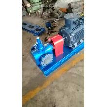 YCB série pompe à engrenages à arc circulaire s