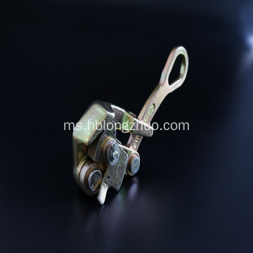 Wire Flexible Rope Gripper Self-Gripping Come Along Clamp