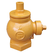 Cast Iron or Ductile Iron Hydrant Valve